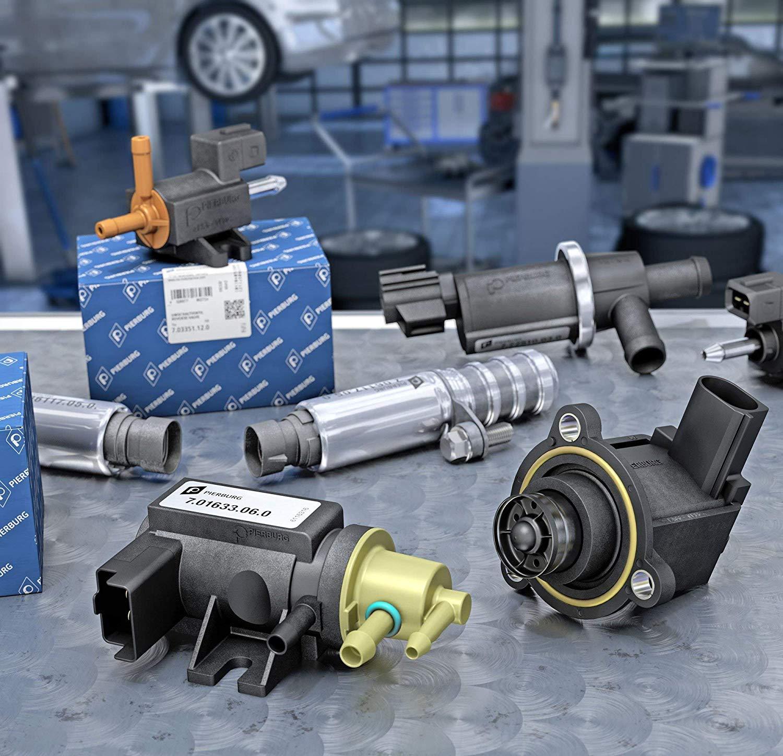 Pierburg Electric Valve Electrical 12 V 7.02901.05.0#OEM 06H145710C For VOLKSWAGEN 06H 145 710 C
