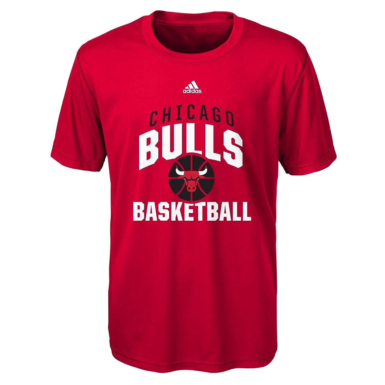 NBA Teen Boys NBA Rep Big Performance Short Sleeve Tee