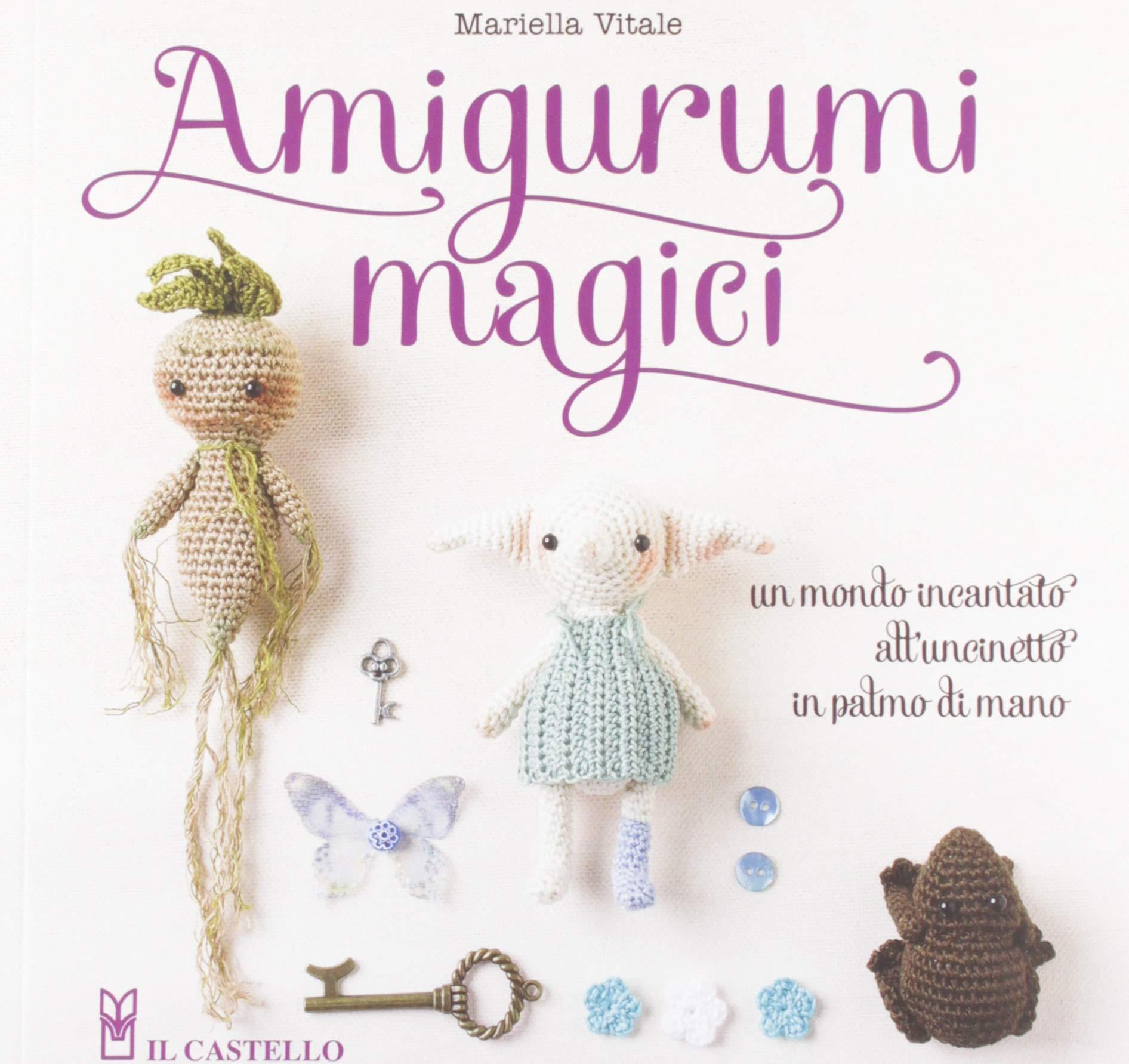 Orso Grandi Abbracci: Schema Uncinetto Amigurumi (Italian Edition ... | 1783x1892