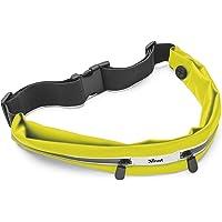 Trust Urbanrevolt 20876 Cintus Akıllı Telefonlar İçin Spor Bel Kemeri- Sarı