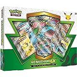 """Pokemon 13919""""rojo y azul Venusaur-EX"""" caja de colección"""