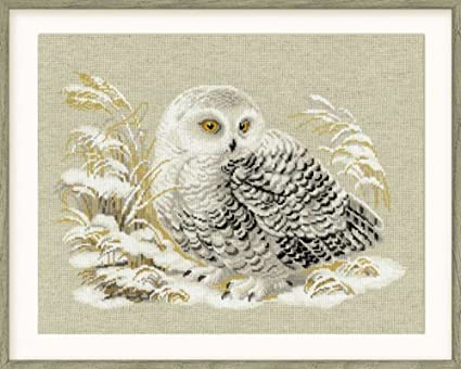 Amazon Riolis R1241 Counted Cross Stitch Kit 1775 By 1375