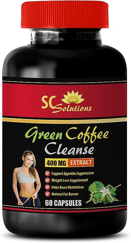 Amazon Com Skin Health Natural Green Coffee Bean Extract