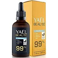 99% naturligt serum av C-vitamin och hyaluronsyra ● Passar dermaroller ● Anti-age och anti-rynkor ● Högkoncentrerat…