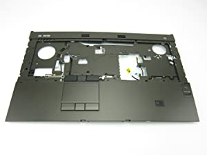 Dell Precision M6600 Palmrest Touchpad Assembly with Fingerprint Reader - J90F9