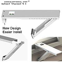 Jeacent Universal AC Window Bracket, Air Conditioner Support Bracket Heavy Duty