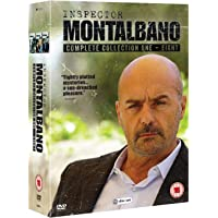 Inspector Montalbano - Collection 1-8