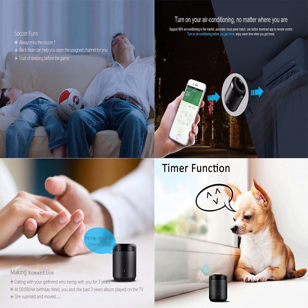 Broadlink RM mini3 Universal WiFi + IR Función de Temporización del Controlador Remoto para Electrodomésticos: Amazon.es: Electrónica