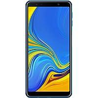 "Samsung Galaxy A7 (2018) Smartphone, Display 6.0"", 64 GB Espandibili, Processore Octa Core 2.2 GHz, 1.6 GHz, Dual Sim [Versione Italiana], Blu"