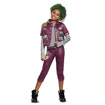 Z-O-M-B-I-E-S Classic Eliza Zombie Costume For Kids Assorted Large: Clothing