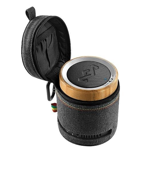 32 opinioni per House of Marley Chant Mezzanotte senza fili Bluetooth Portable Audio Speaker