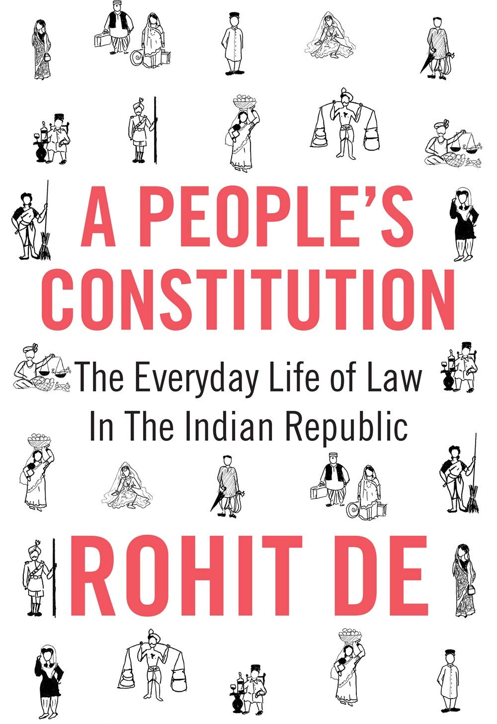 A People's Constitution Cover
