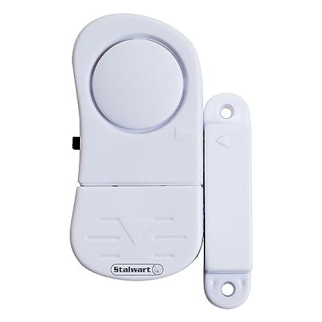 Stalwart 72 - 852075 8 piezas Mini ventana alarma sistema de ...