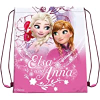 Kids Sac Motif La reine des neiges Rose