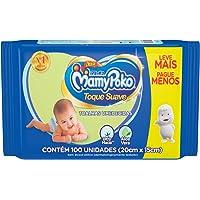 Lenço Infantil Mamypoko Com 100 Toque Suave, MAMYPOKO, Branco