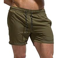 Tofern Beach Board Shorts Verstelbare Trekkoord Mannen Zwembroek Badpak Badmode Shorts