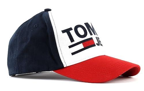 Gorra Tommy Hilfiger AU0AU00129 Tricolor U: Amazon.es: Zapatos y complementos