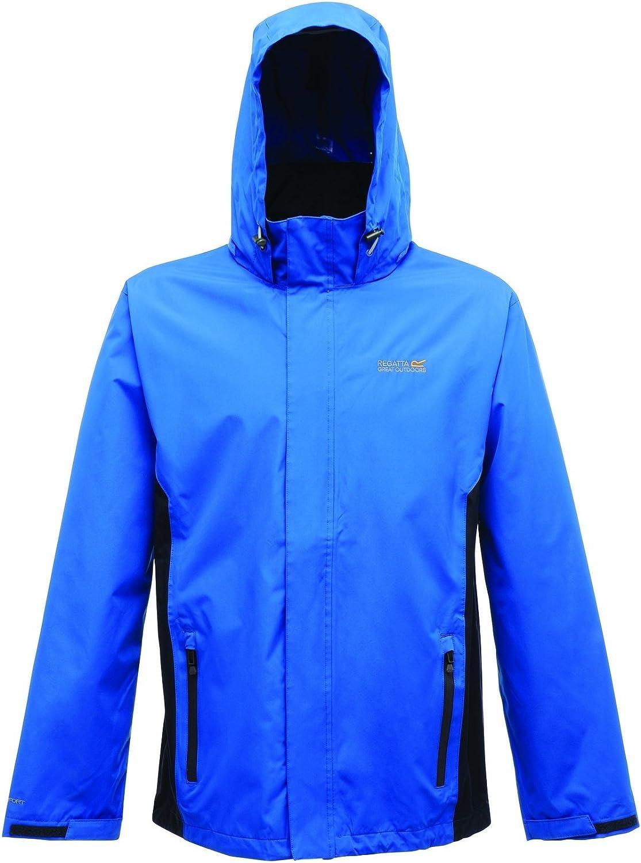 12201-018 Gregster señores outdoor chaqueta azul marino XXL