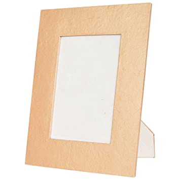 39c138be4b10 Buy Indesign Cardboard Handmade Paper Photo Frame (Golden) Online at Low  Prices in India - Amazon.in