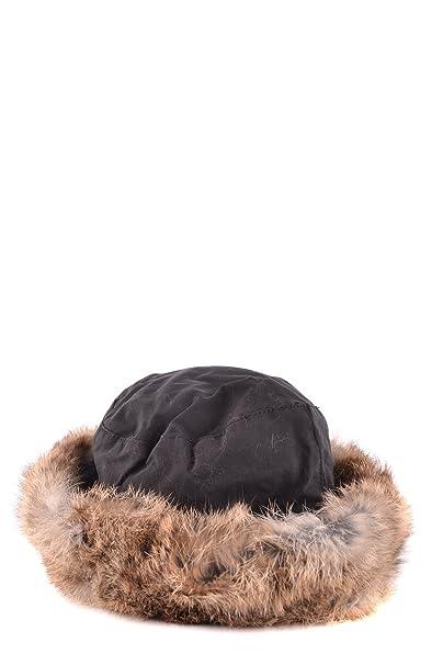 Woolrich Cappello Donna Mcbi314063o Cotone Nero  Amazon.it  Abbigliamento 69187f7ee36f