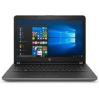 HP 14-bs701TU 14-inch Lightweight, Laptop (Core i3-6006U/4GB/1TB/Windows 10/Integrated Graphics), Smoke Grey
