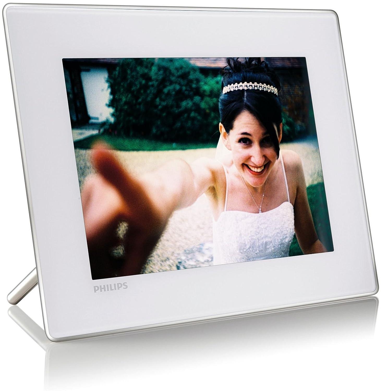 Philips SPF7208 Digitaler Bilderrahmen 8 Zoll: Amazon.de: Kamera