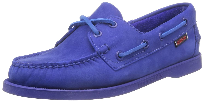 Sebago B720150, Herren Bootschuhe  43.5 EU|Blau (Bright Blue)