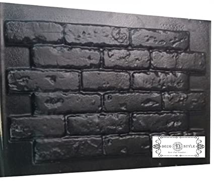 Amazon.com: Barcelona Plastic Molds For 3 D Panels Plaster Wall ...