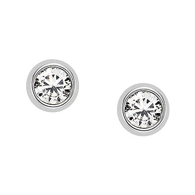Fossil Women's Earrings JF02554040 btyJao