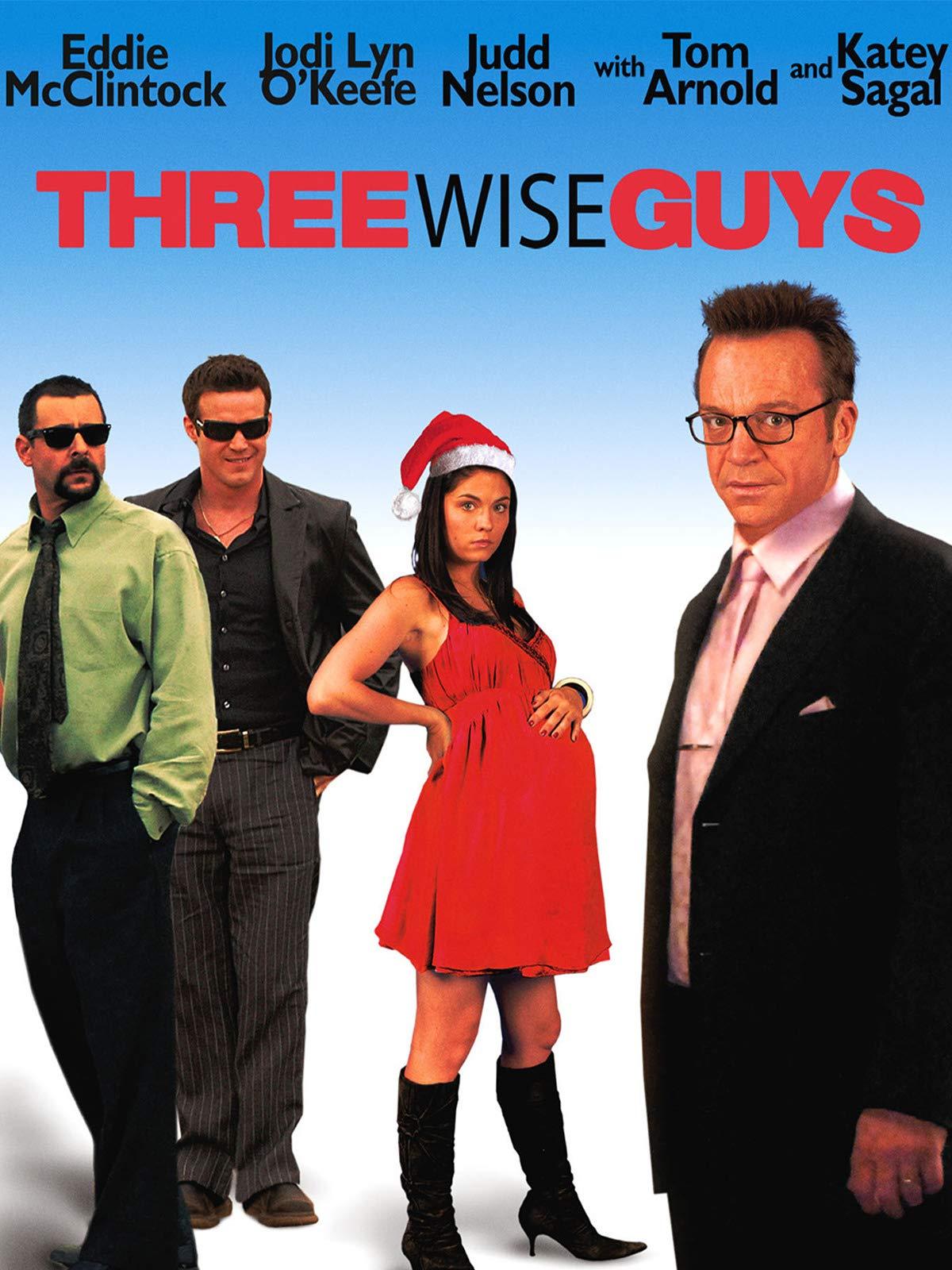 Three Wise Guys on Amazon Prime Video UK