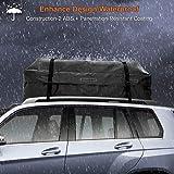WEIPA Waterproof Rooftop Cargo Carrier Heavy Duty
