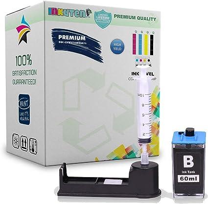 INKUTEN Kit de recarga de tinta para HP 902, HP 902 x l, 906 X L ...