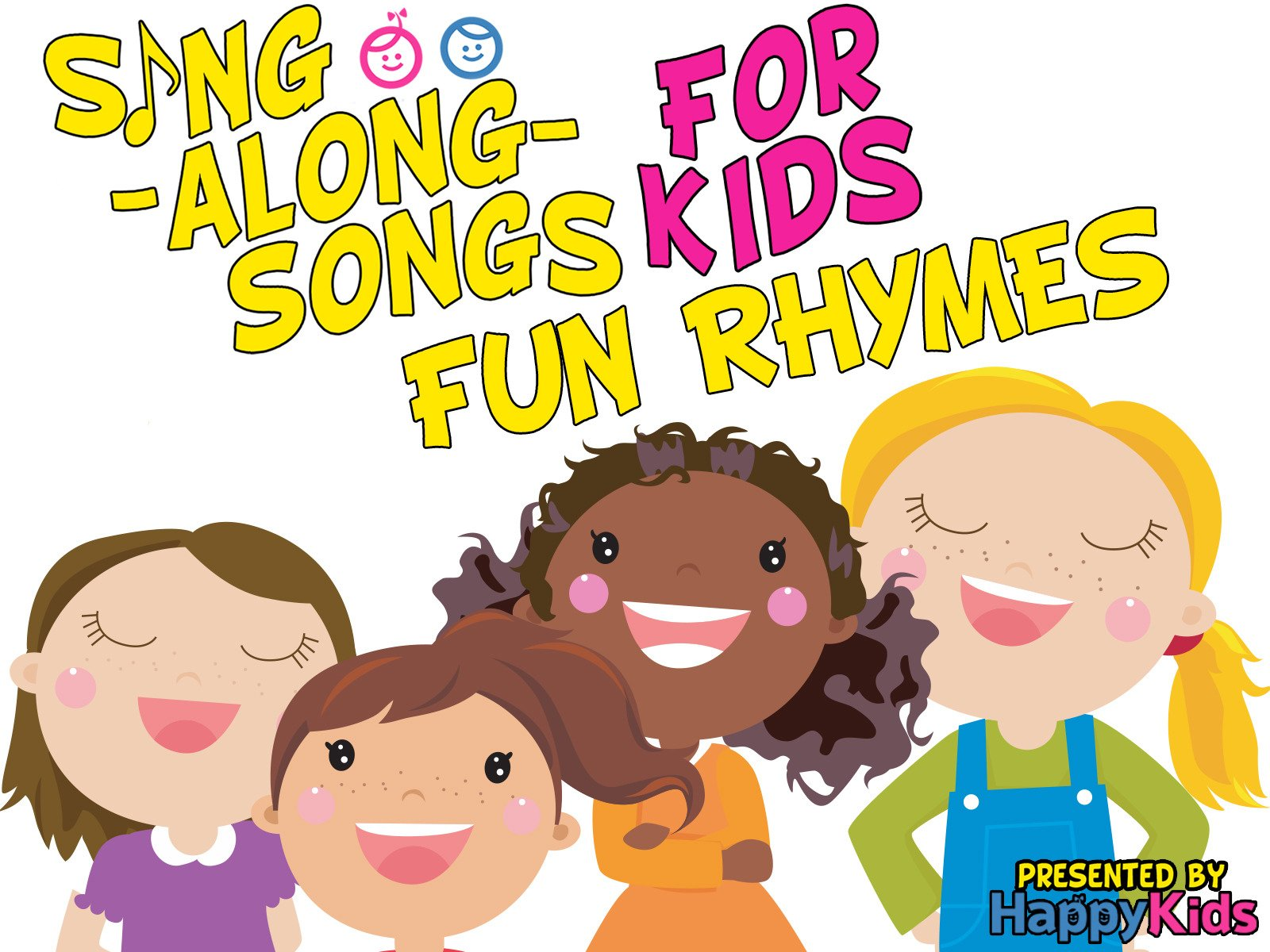 Sing-Along-Songs for Kids: Fun Rhymes on Amazon Prime Video UK