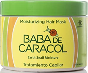 Baba de Caracol Regenerative Hair Treatment