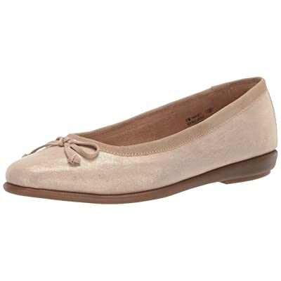 Amazon.com | Aerosoles - Women's Fair Bet Flat - Closed Toe Flat with Memory Foam Footbed | Flats