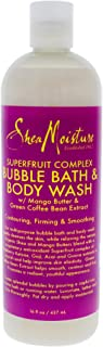 product image for Sheamoisture Superfruit Complex Bubble Bath & Body Wash 16 Oz