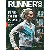 1-Year (11 Issues) of Runners World Magazine Subscription