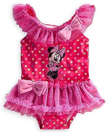 Amazon.com: Tienda de Disney Minnie Mouse traje de baño bebé ...