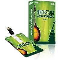 MUSIC CARD - HINDUSTANI CLASSICAL INSTRUMENTAL- 320 kbps ( 4 GB )