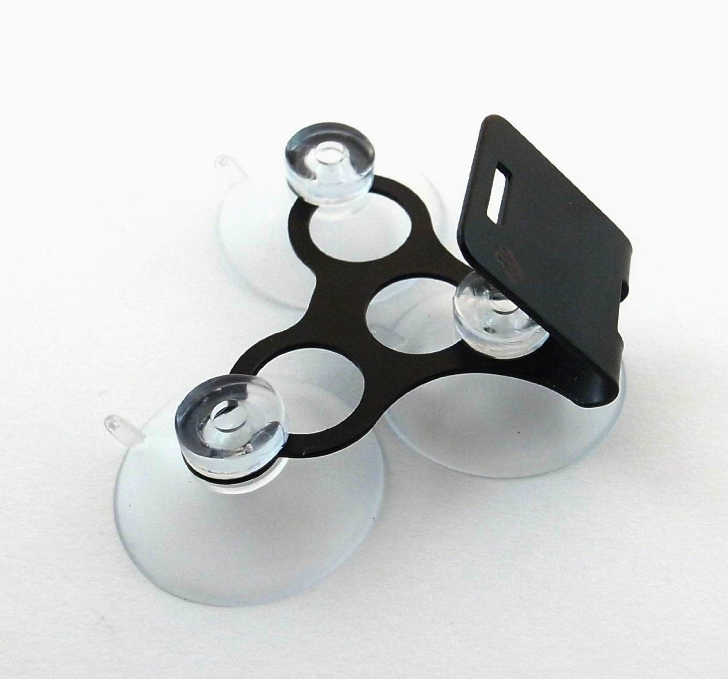 Set of 2 Brackets for Cobra Detector Bracket W/ 3 suction Cups for Cobra XRS9300, XRS9400, XRS9500
