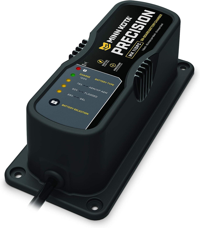 Minn Kota MK110 Batterie Ladegerät 12V