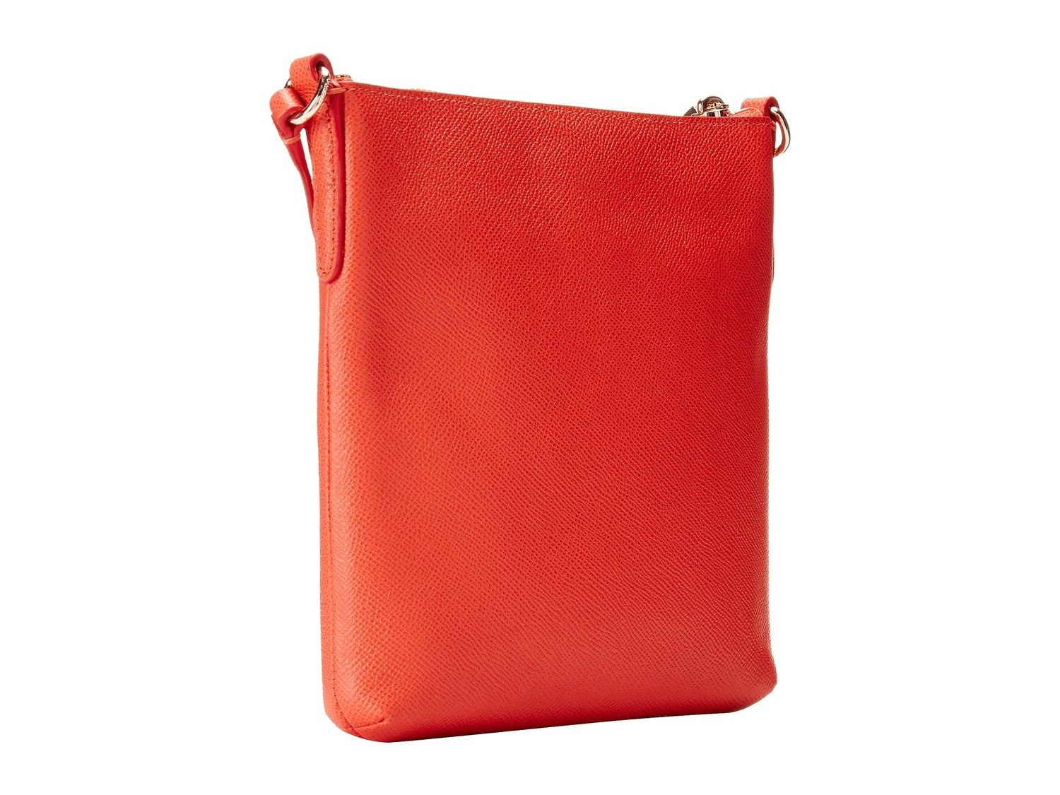 NEW AUTHENTIC COACH CROSSGRAIN TEXTURED LEATHER COURIER CROSSBODY SWINGPACK (Watermelon) by Coach (Image #2)