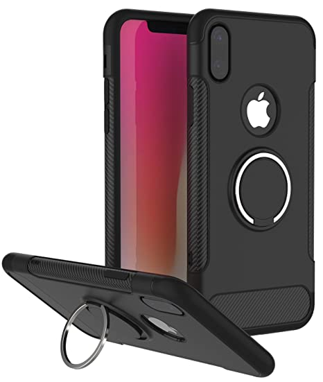 custodia iphone x con supporto