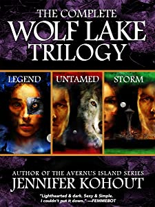 Wolf Lake Trilogy: The Complete Series Box Set