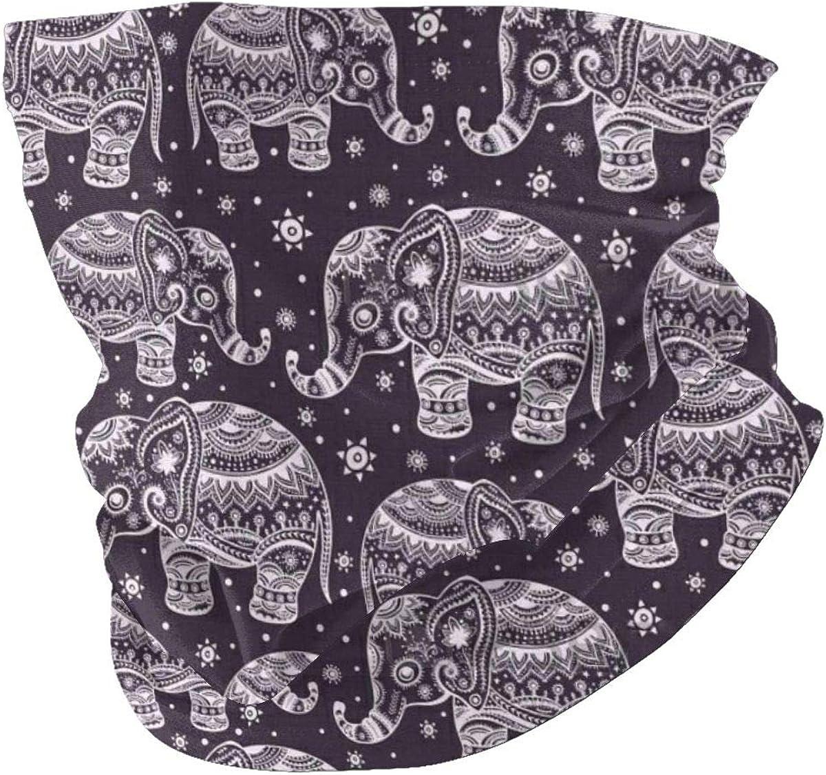 Polainas multifunción, tejido africano, bandana, máscara lavable para cubrir el polvo, para exteriores, protección UV
