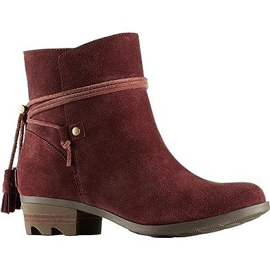 bc8a2330e35 SOREL Farah Short Boot - Women s Redwood Hawk