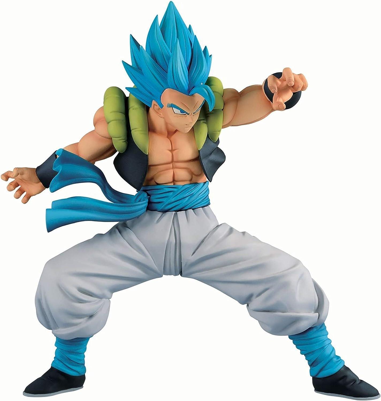 Bandai Dragon Ball Super Super Saiyan God SS Gogeta Ichiban Figure NEW