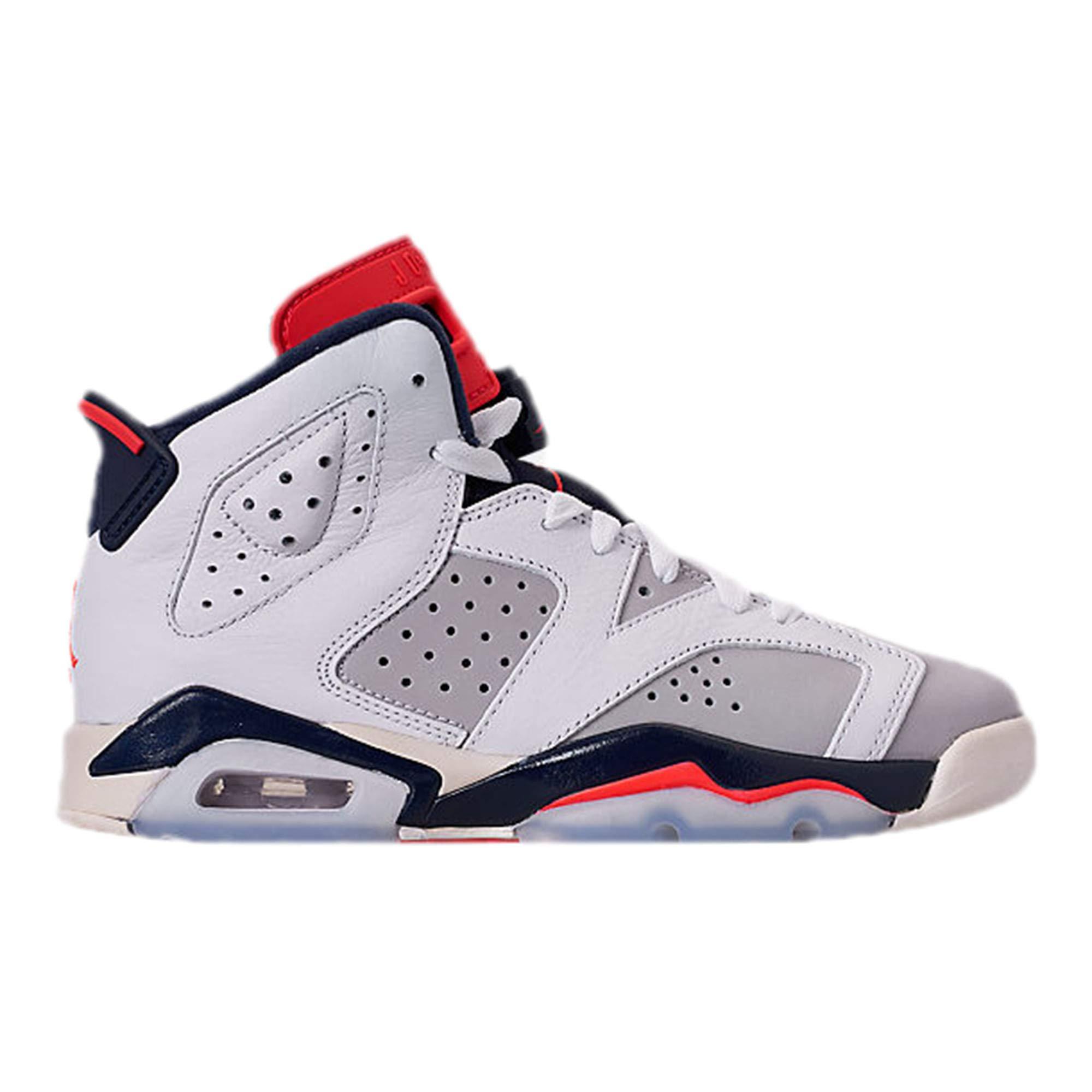 b60207f76fcb Galleon - Jordan Air 6 Retro (gs) Big Kids 384665-104 Size 5