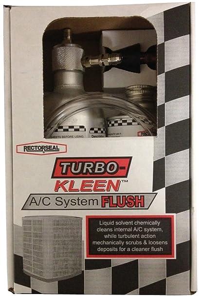 Rectorseal 82500 turbo-kleen a/c sistema Flush Kit