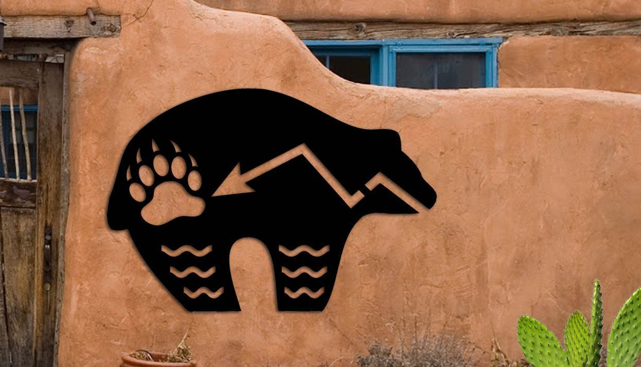 Amazon Bear Symbol Zuni Bear Southwest Design Home Garden